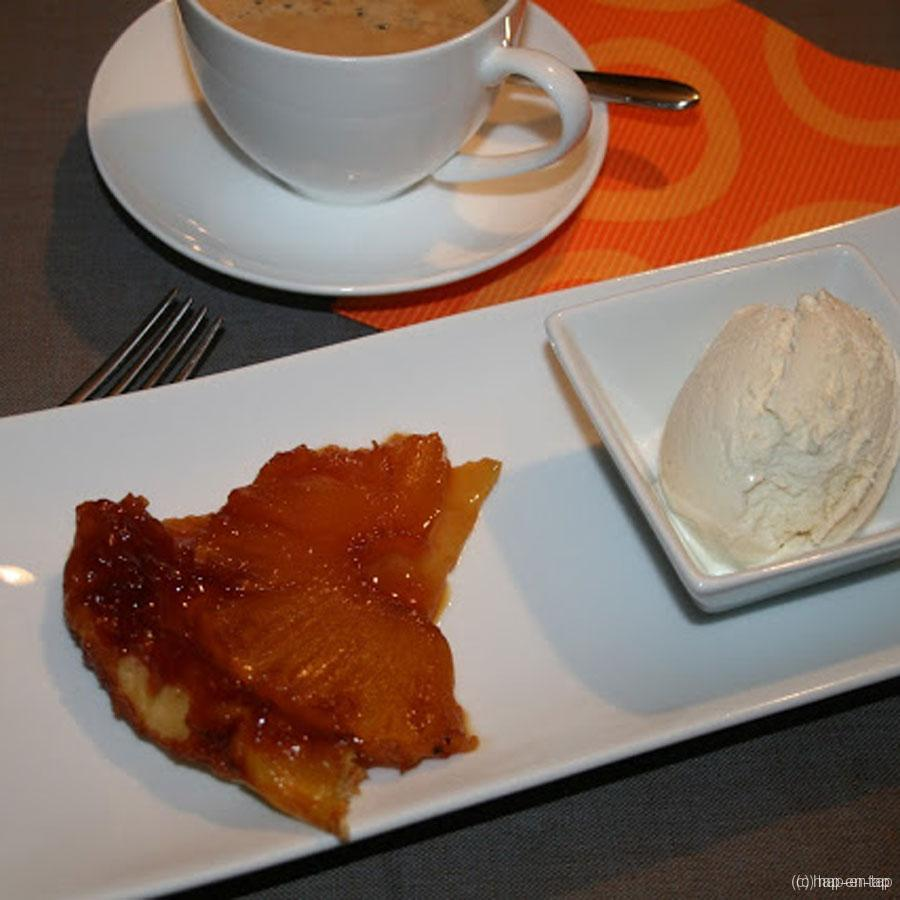 Tarte tatin net even anders