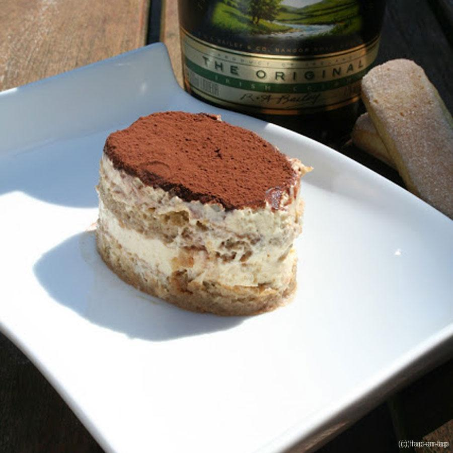 Irish Cream Tiramisu Recipe — Dishmaps