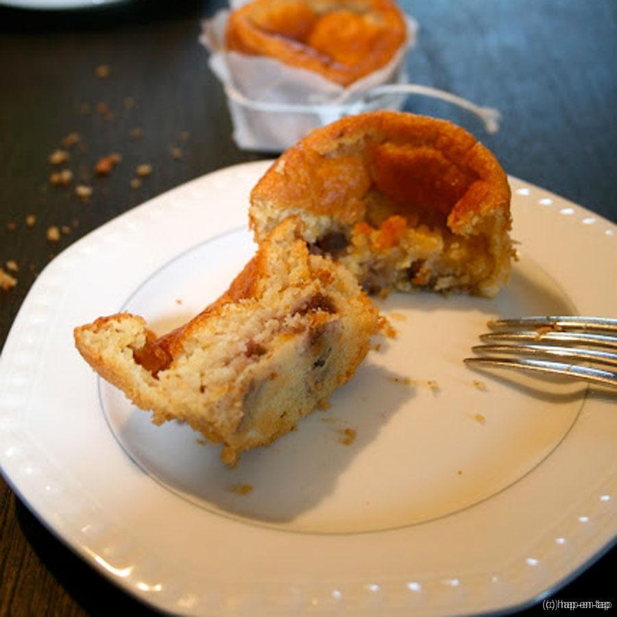 Muffins met vijgen