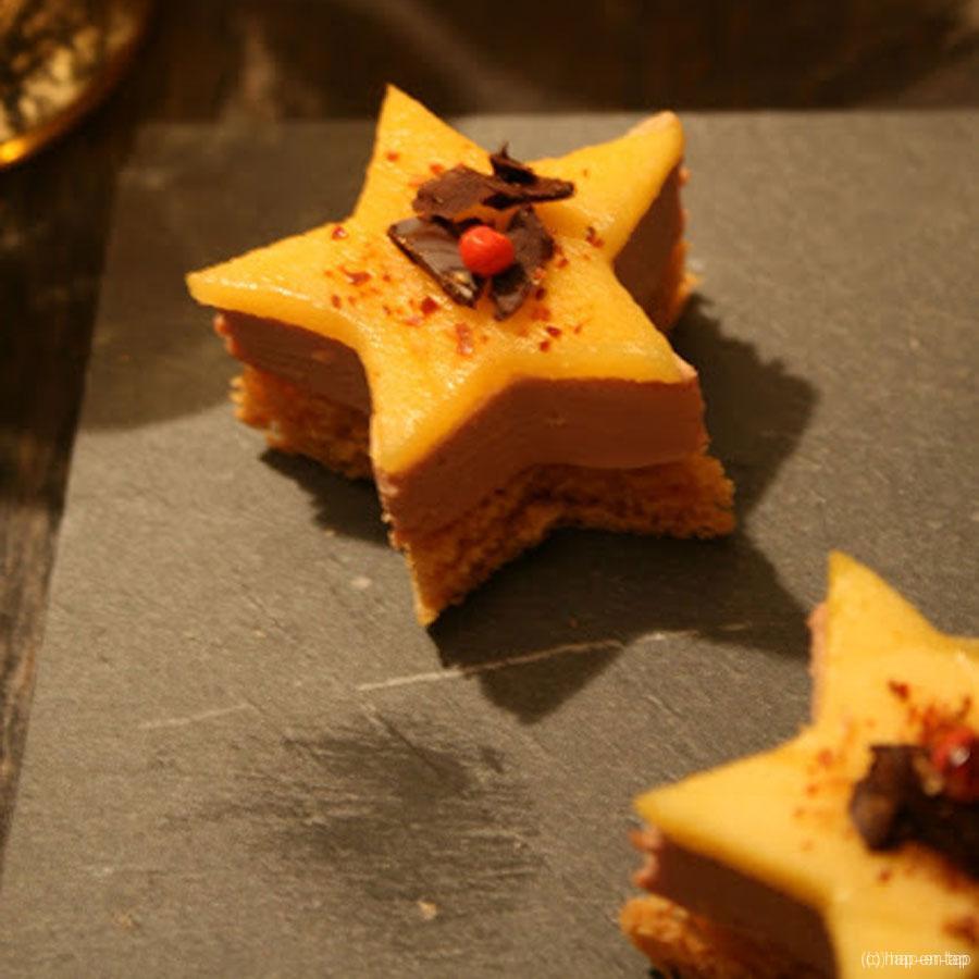 Foie gras sterren