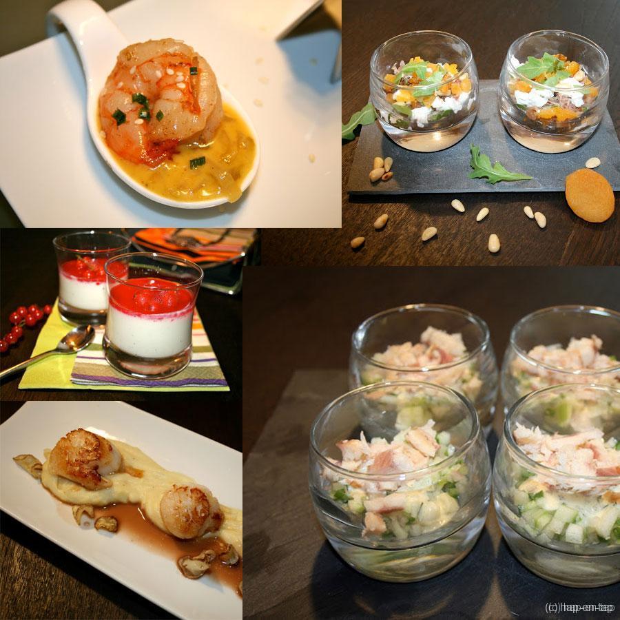 Top 5 recepten van 2012