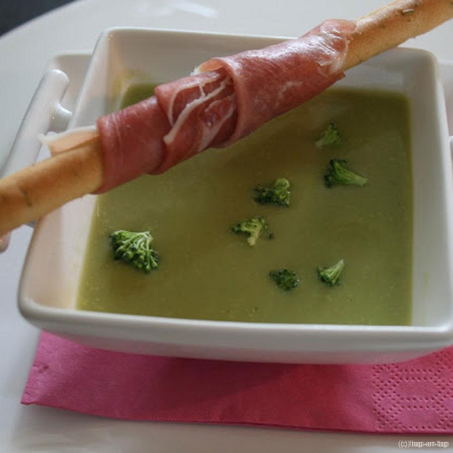 Broccolivelouté