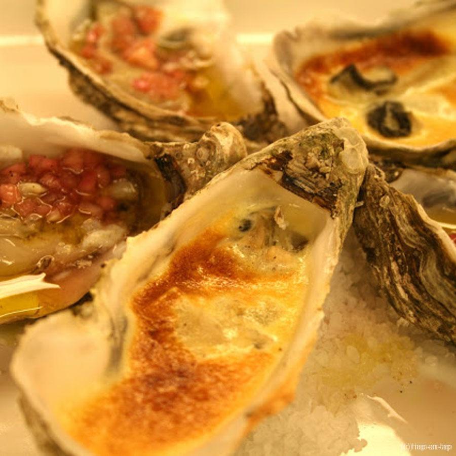 Fantasie van Zeeuwse holle oesters