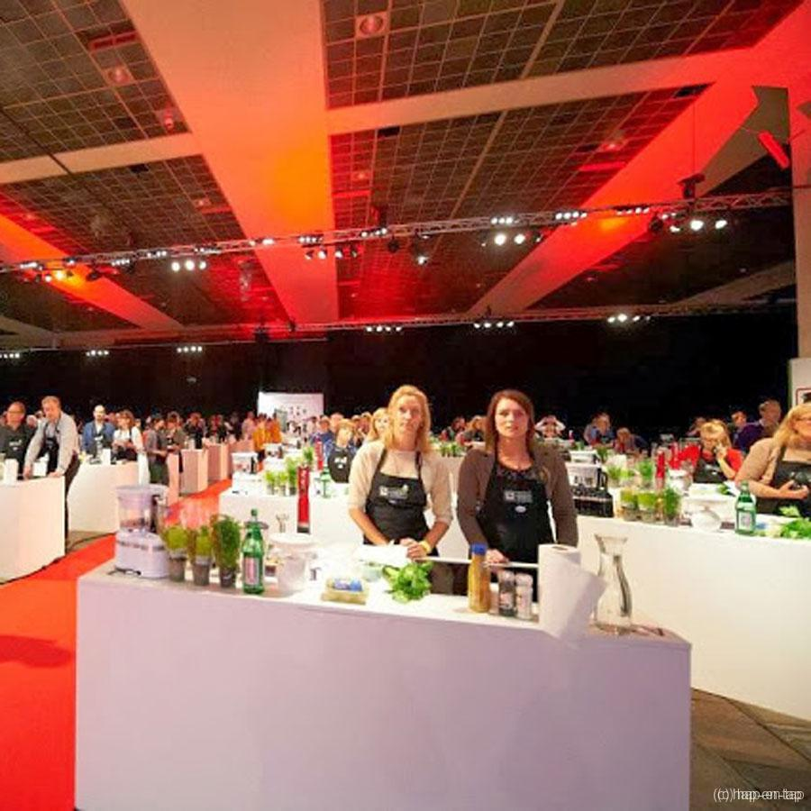 Delhaize Biggest Cooking Event editie 2