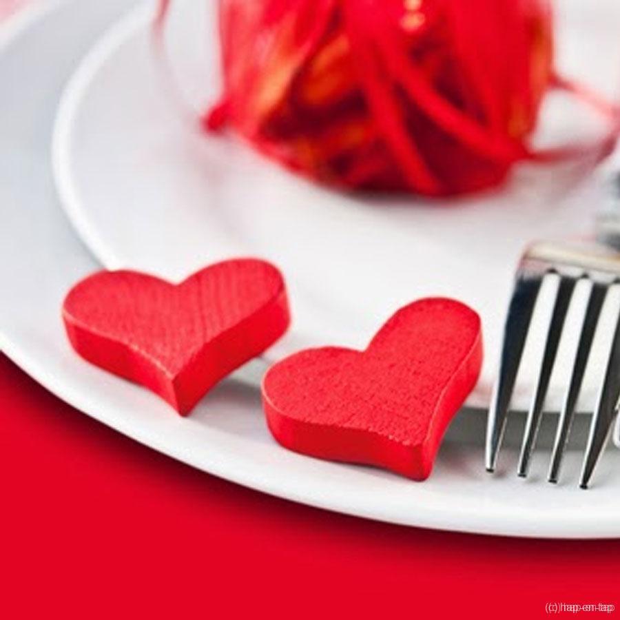 Valentijnsmenu 2014
