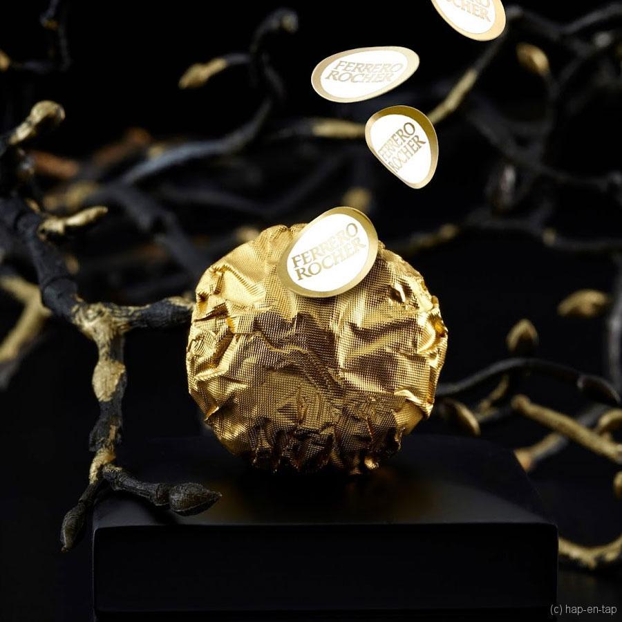 Ferrero Rocher toont prachtige feestdecoraties tijdens tentoonstelling in Antwerpen