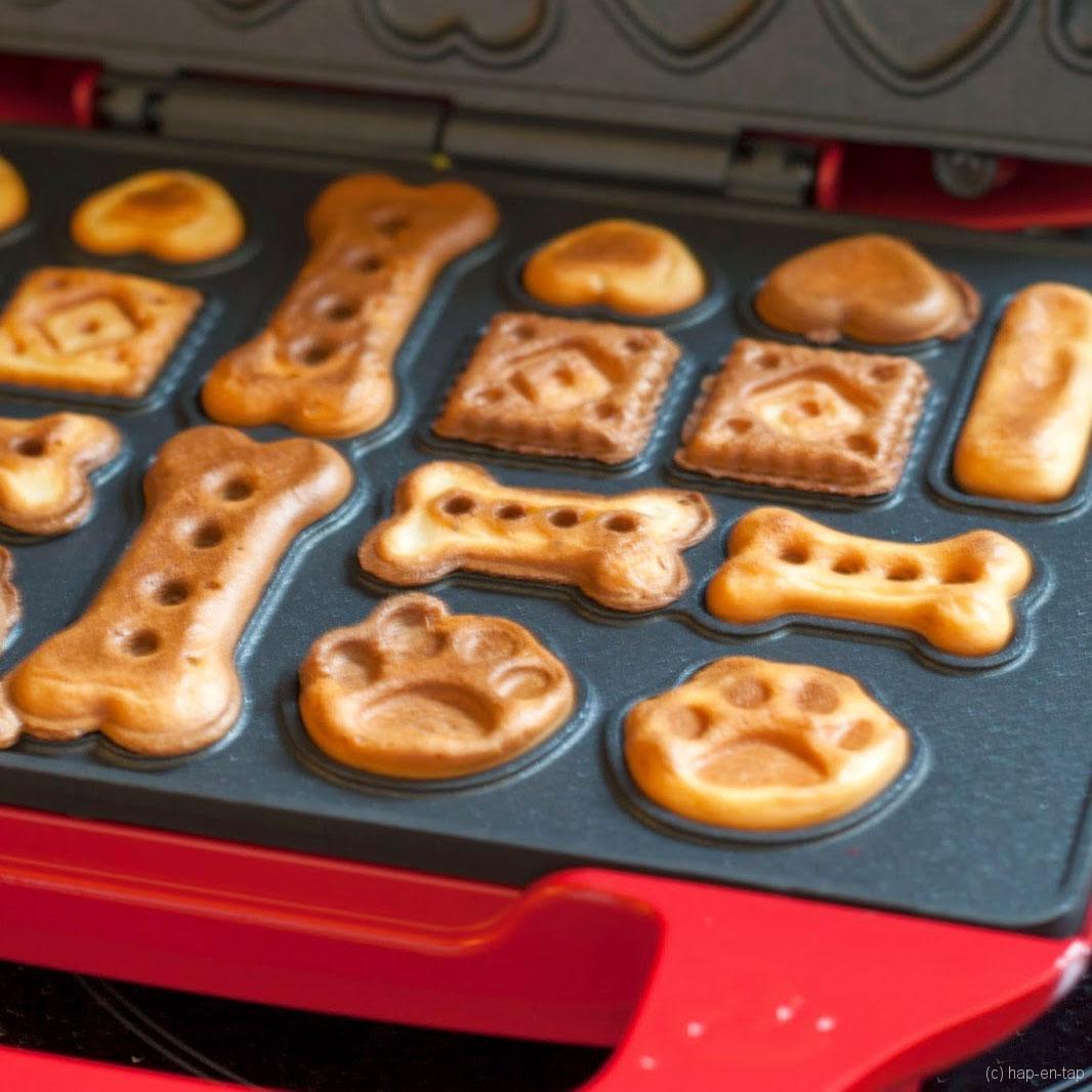 Voor u getest: de Dog Cookie Maker van Domo!