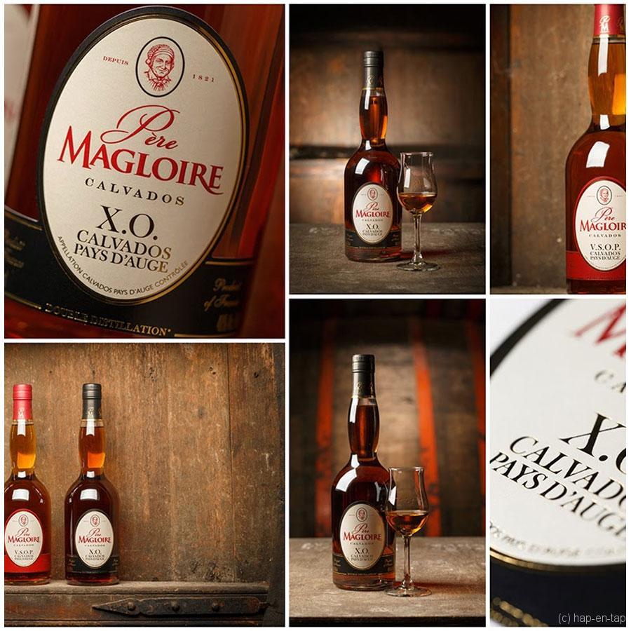 Calvados, het vloeibare goud. Deel 1: Père Magloire.