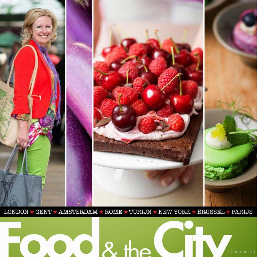 Christine Van Imschoot, Food & the City