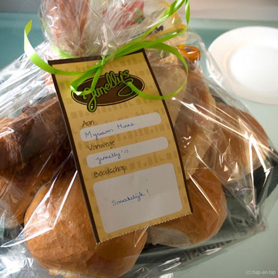 Ontbijt van Jimelly's, da's begot niet mis!