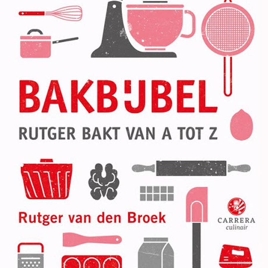 Aardbeiensloffen + review van De Bakbijbel