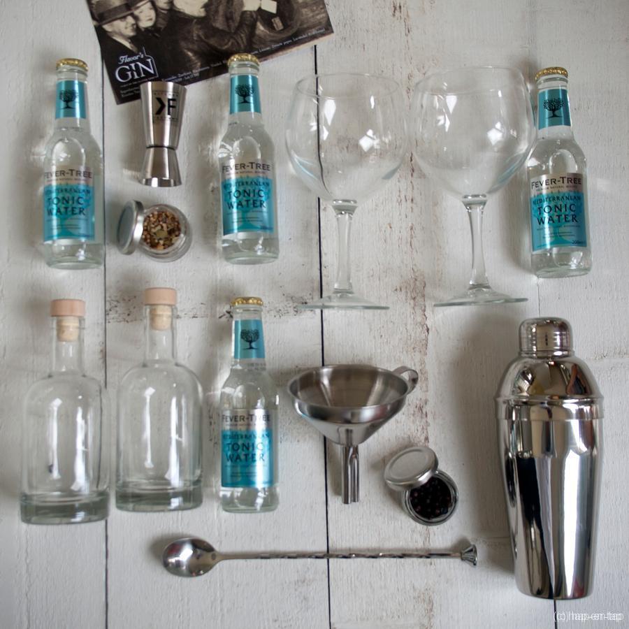Een nieuwe website + win je DIY gin!