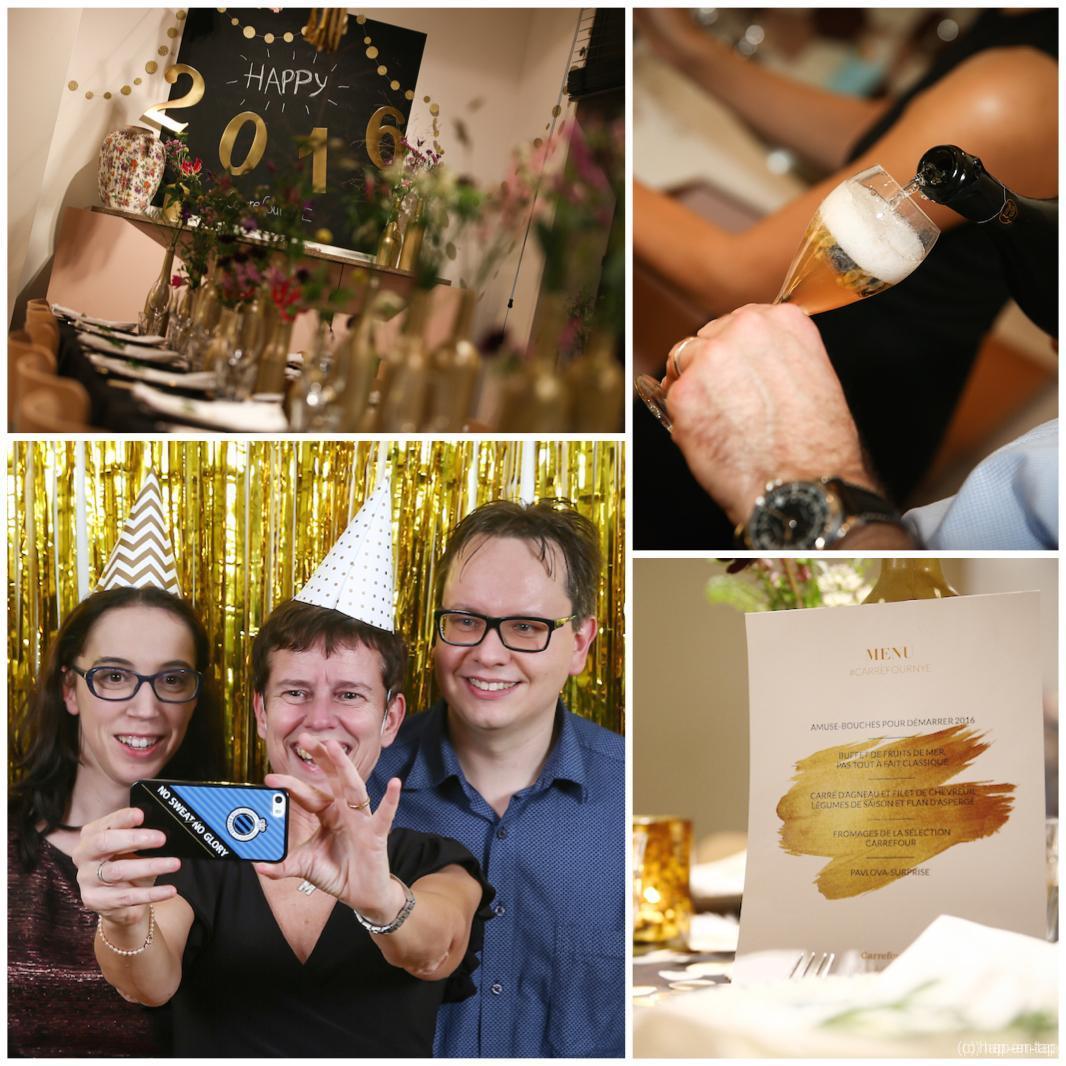 Oudejaarsavond 2015 was een fijn feestje!