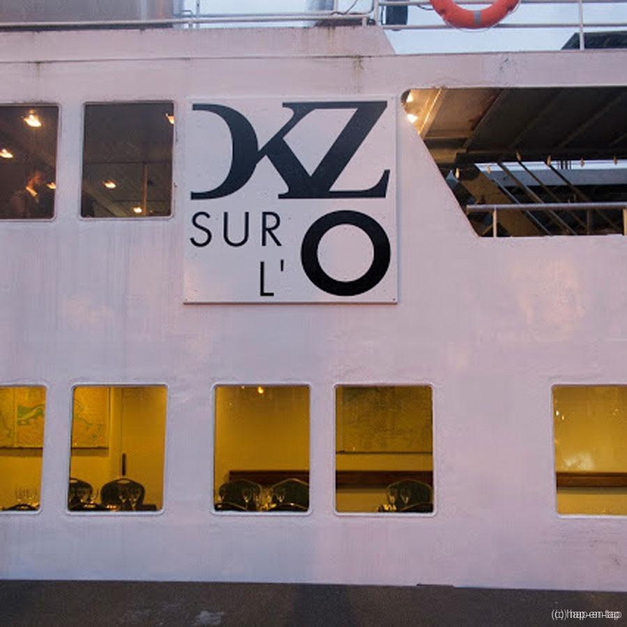 Dineren in stijl op 't Scheld met DKZ sur L'O!
