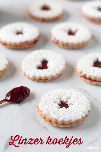 Linzer koekjes
