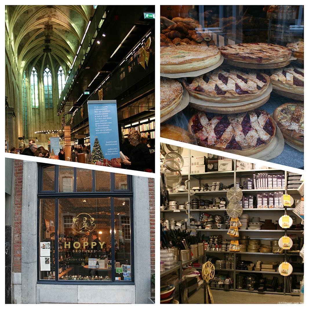 Hap & Tap op stap: Magisch Maastricht (2)