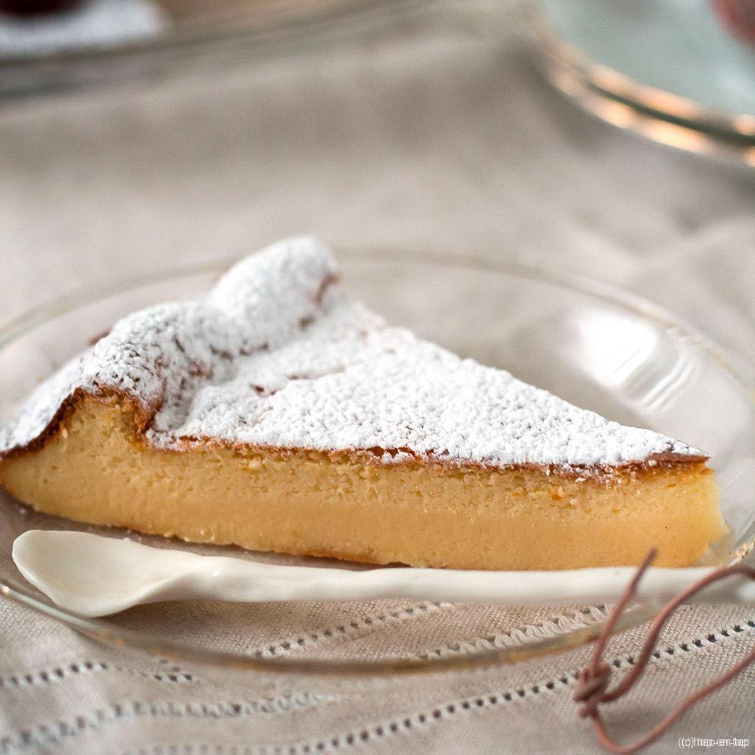 Witte chocolade cheesecake (3 ingrediënten!)