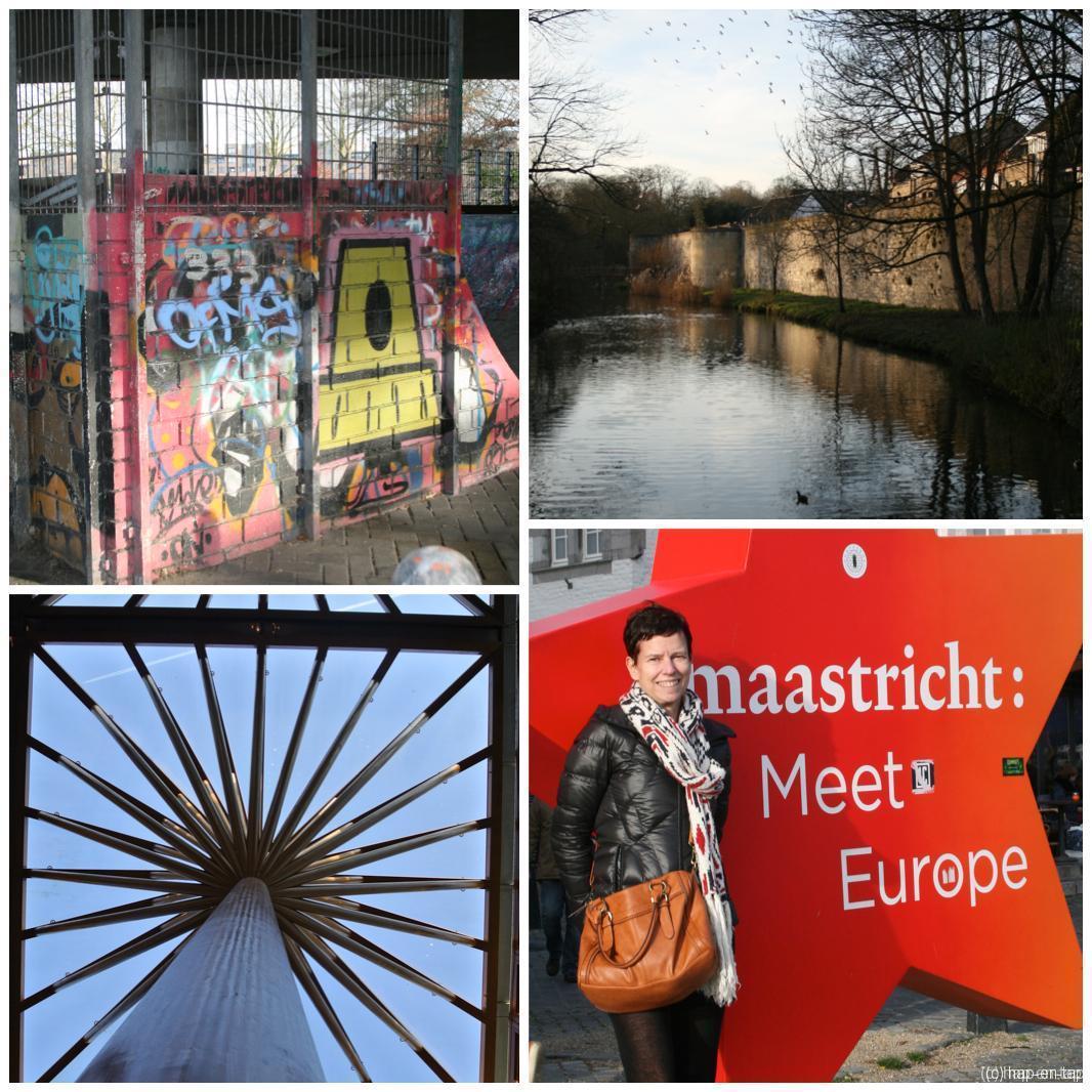 Hap & Tap op stap: Magisch Maastricht (1)