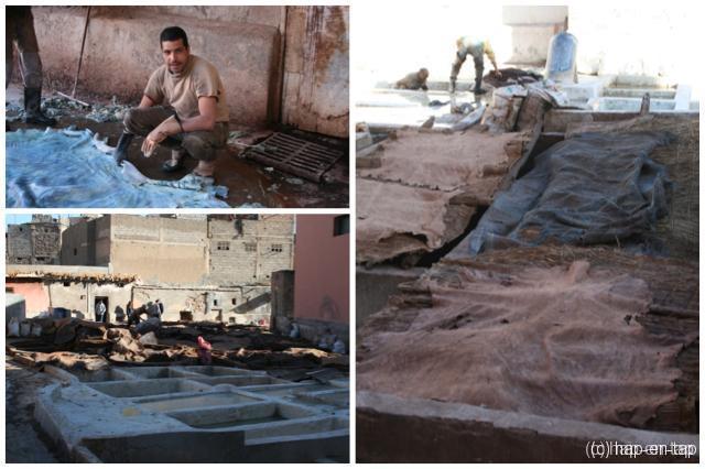 Hap & Tap op stap: Magisch Marrakech (1)