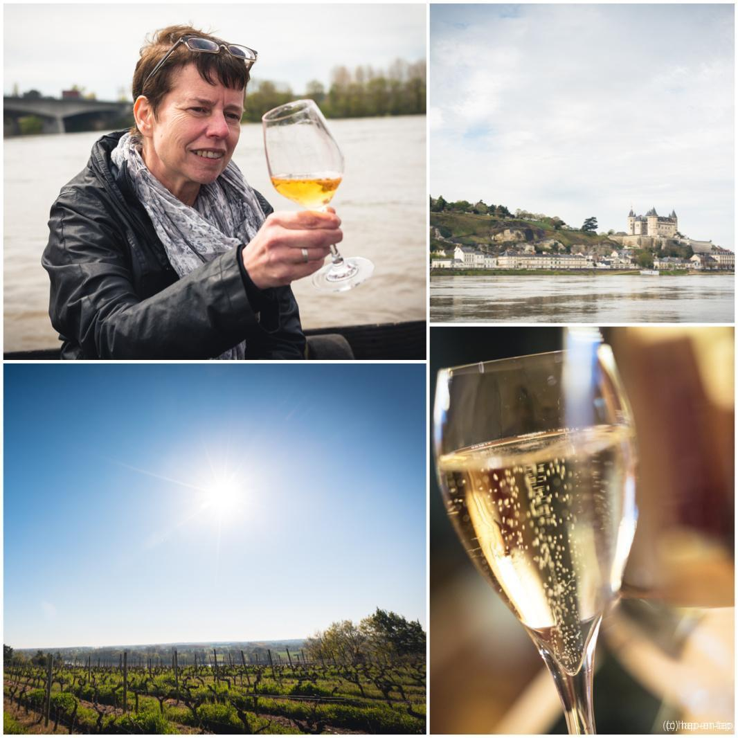 De Loire: paradijs voor wijnliefhebbers en (sportieve) toeristen