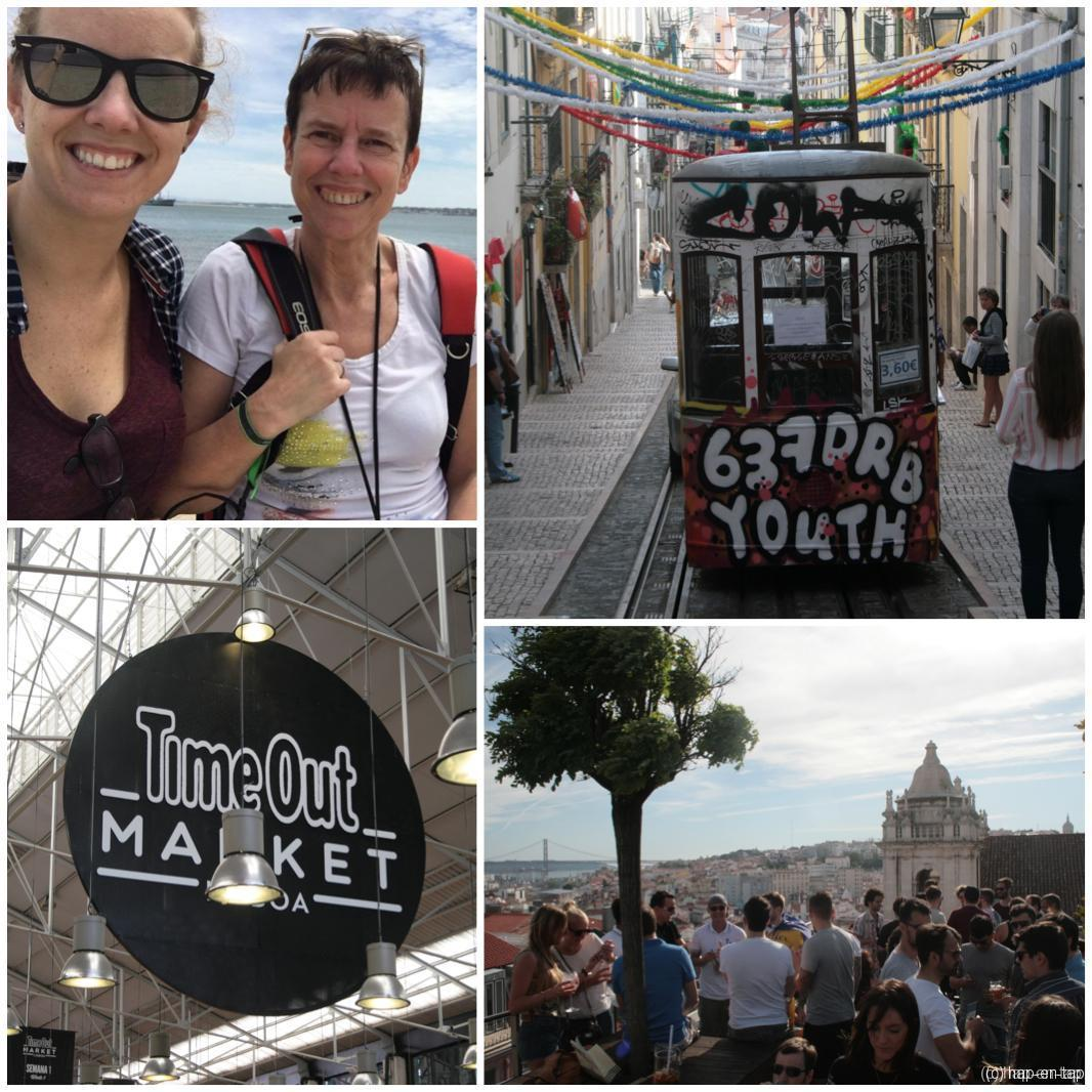 De leukste (food)hotspots in Lissabon part 1