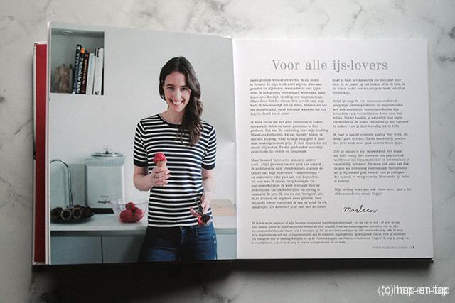 Marleen Visser, Altijd IJs - IJs voor Elk Seizoen