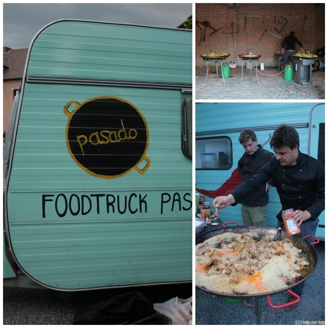 Foodtruck Pasado brengt de wereld op je bord
