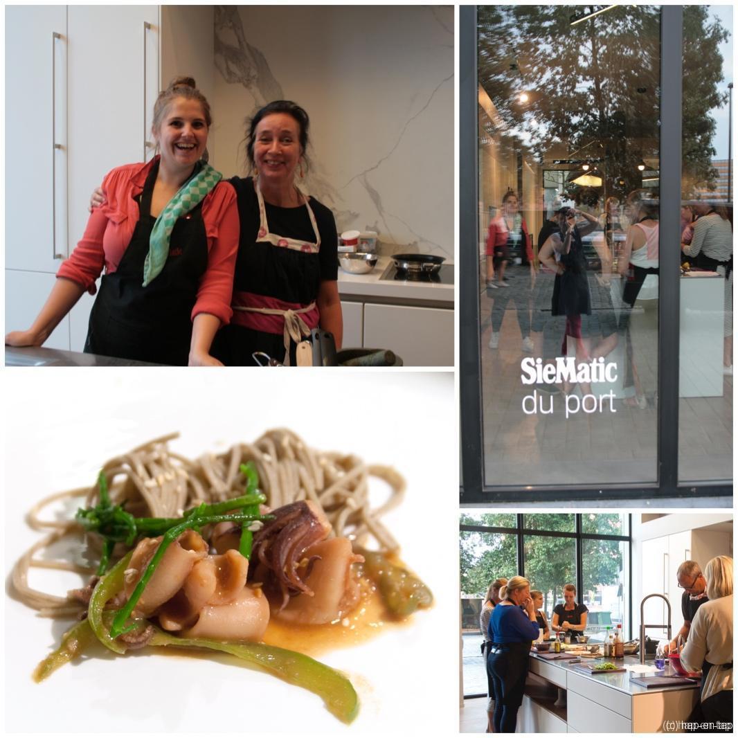 Boenk erop, die kookworkshop van Food For Foodies