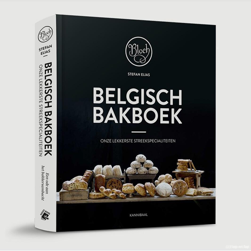 Stefan Elias, Belgisch Bakboek