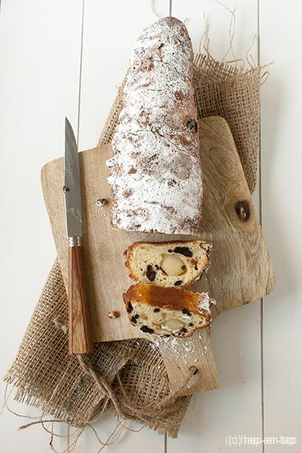 Christstollen of Kerststollen