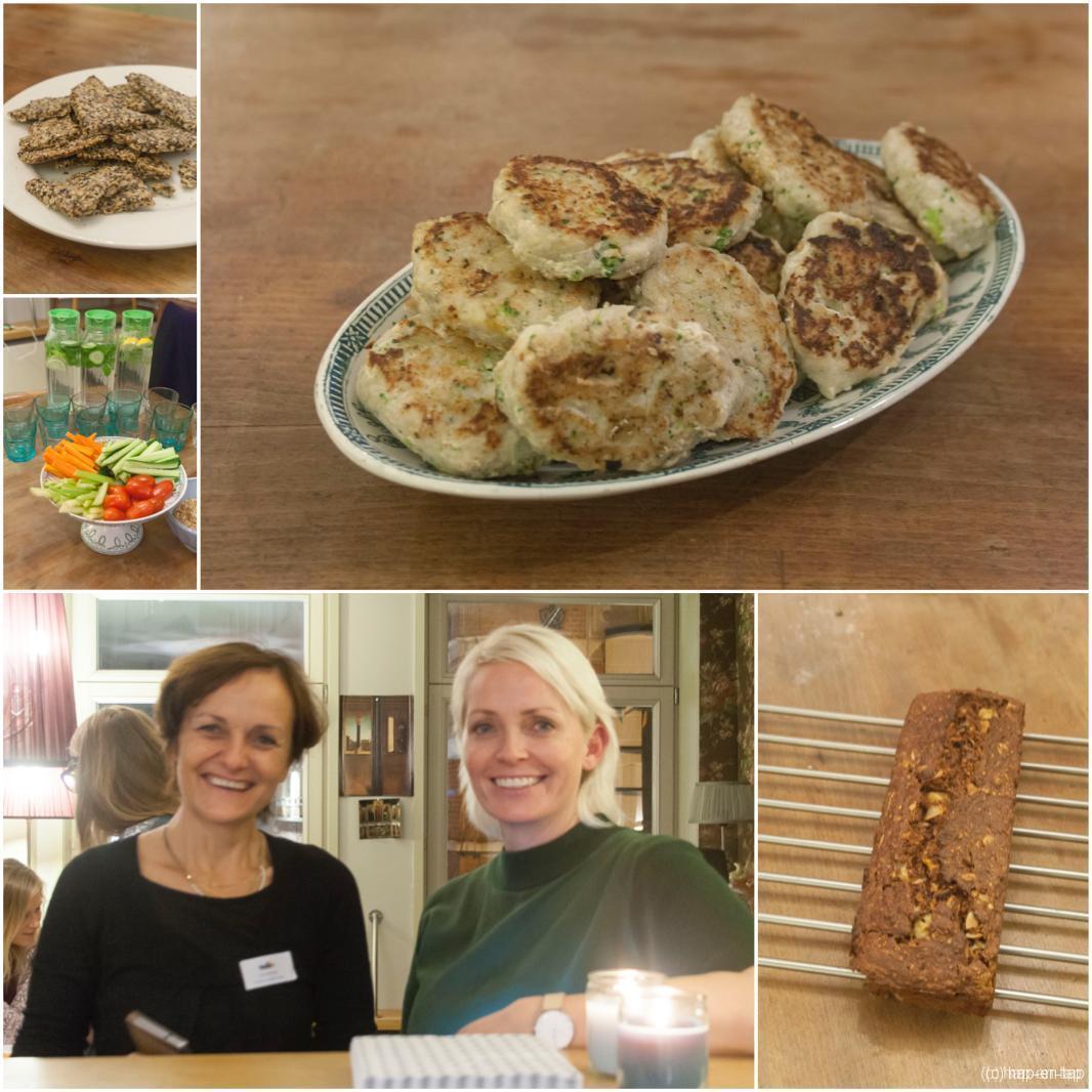Gezonde lunchbox-ideetjes voor kinderen powered by Partena