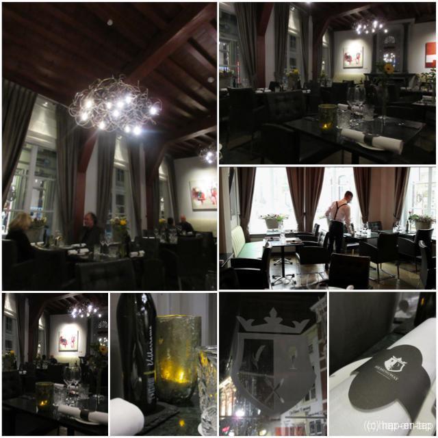 Voor u ontdekt: restaurant Hemingway, fine dining in Bergen op Zoom