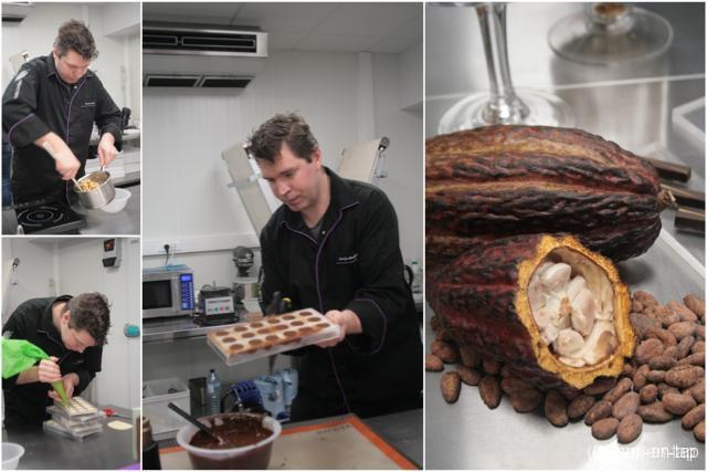 Nieuw adresje in Gent: chocolatier & patissier Marijn Coertjens
