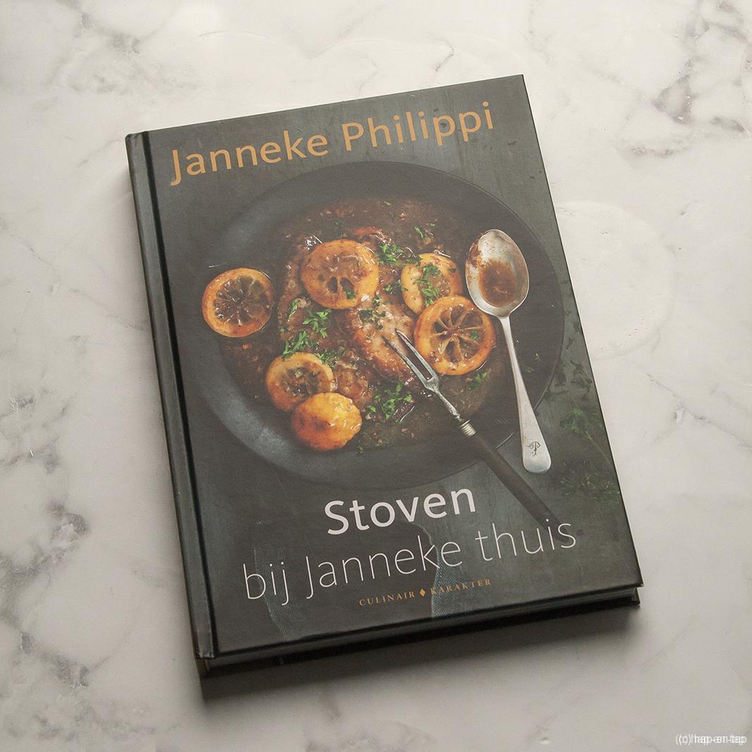 Janneke Philippi Stoven bij Janneke thuis