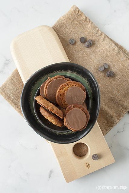 Hemelse havermoutkoekjes (met chocolade)