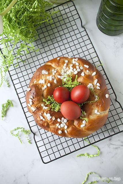 Paasnestje, hét brood voor je brunch met Pasen