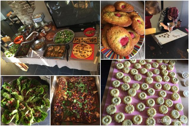 Op bezoek bij The Yotam Ottolenghi-inspired Cooking Housewives
