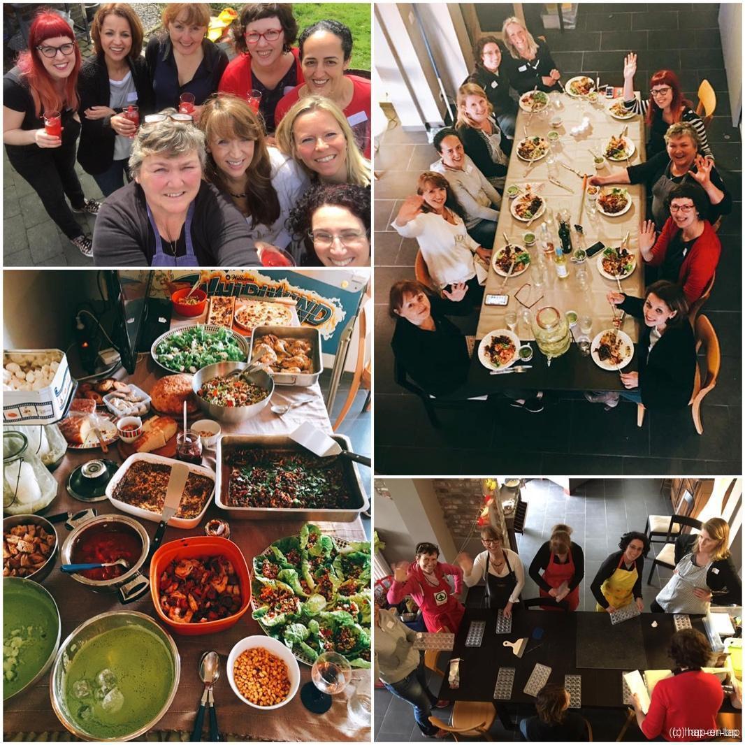 Op bezoek bij The Yotam Ottolenghi-inspired Cooking Housewives
