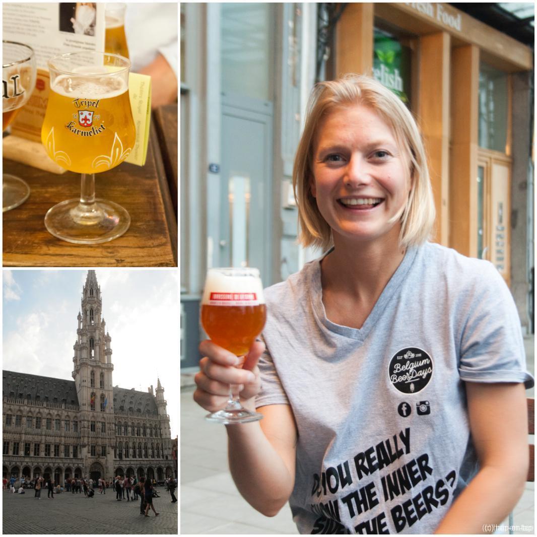 Belgium Beer Days, da's bier proeven in Brussel (of Gent)