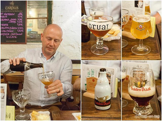 Belgium Beer Days, da's bier proeven in Brussel (of Gent)