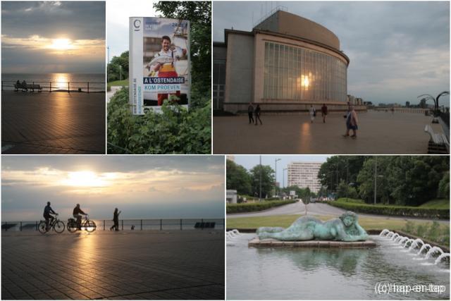 A l'Ostendaise: kom het beste van de zee proeven in Oostende