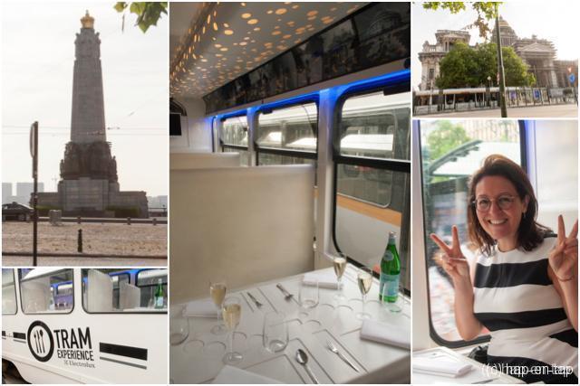 Een sprankelende Tram Experience met dank aan Besserat de Bellefon
