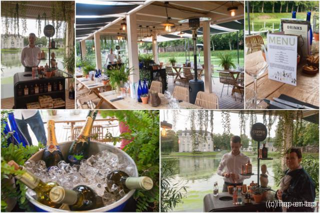 Dinner on a Lake: heerlijk tafelen aan het water