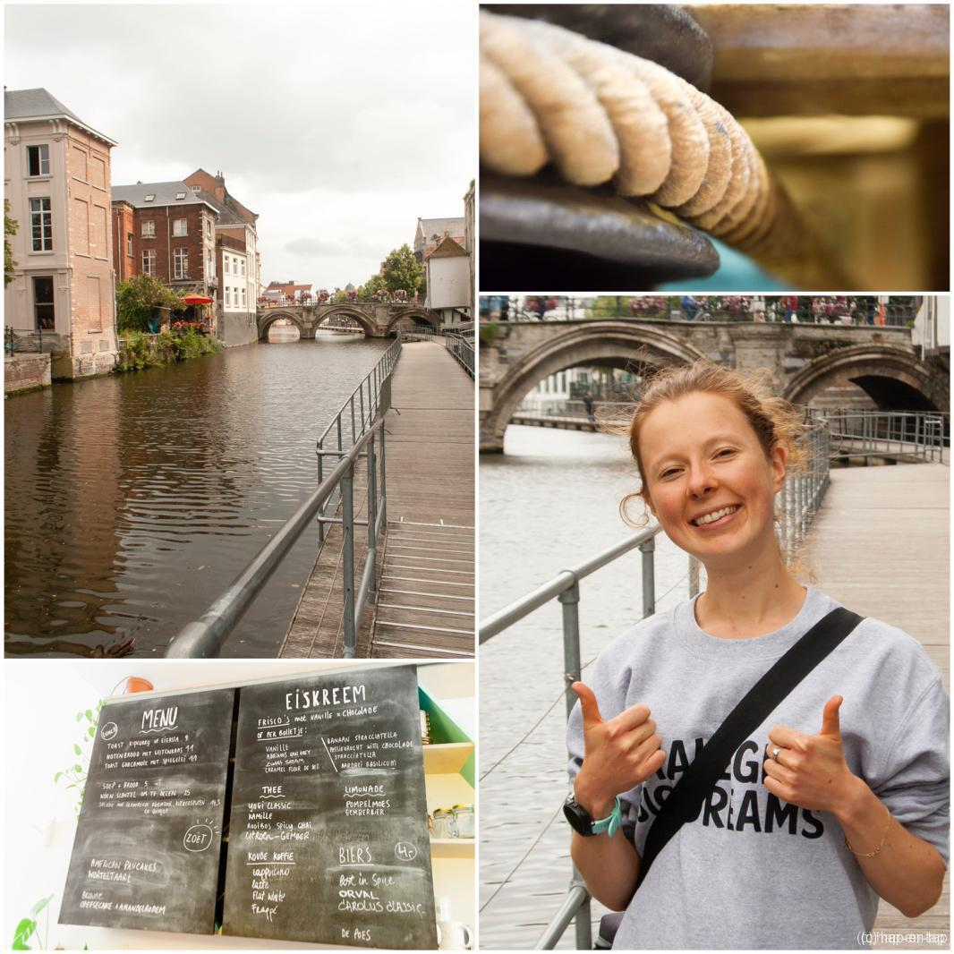 Twee (fitte) foodies in Mechelen