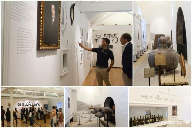 Graham's porto & wijntjes van Altano: verrukkelijke vruchten van de Douro