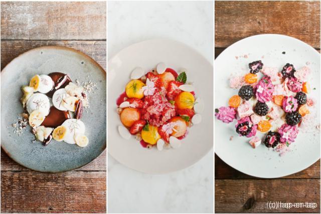 Emilie Guelpa, Desserts met allure