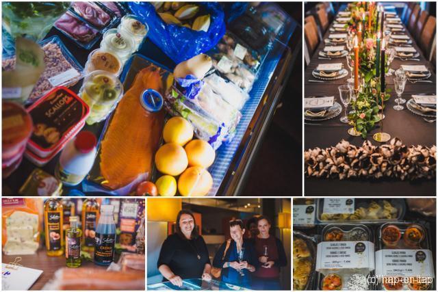 Christmas is coming bij Carrefour + recept Sint-Jakobsnoten met gekonfijt witloof
