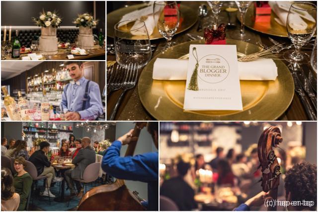 The Grand Blogger Dinner 2.0: back to basics.