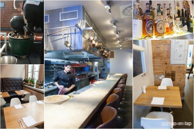 Behind the scenes: in de keuken van wijnrestaurant Invincible