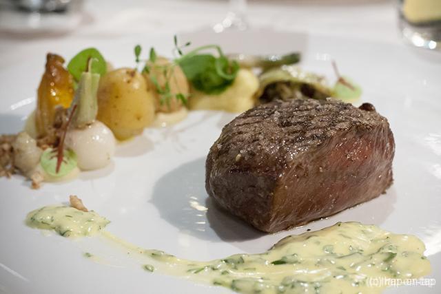 La Promesse, veelbelovend restaurant in St. Martens Latem